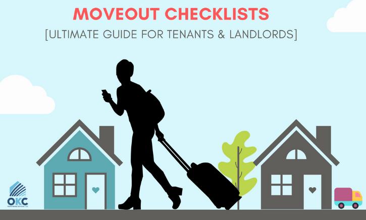 move out checklist