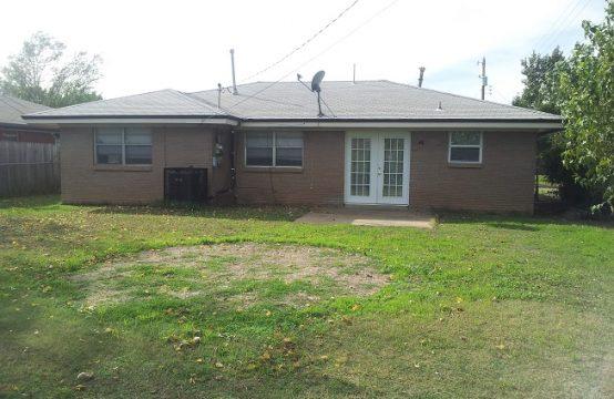 6708 S. Drexel Ave OKC, OK 73159