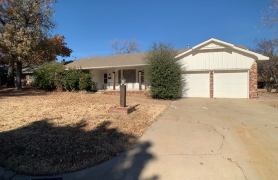 3209 Northwest 35th Street Oklahoma City, OK 73112