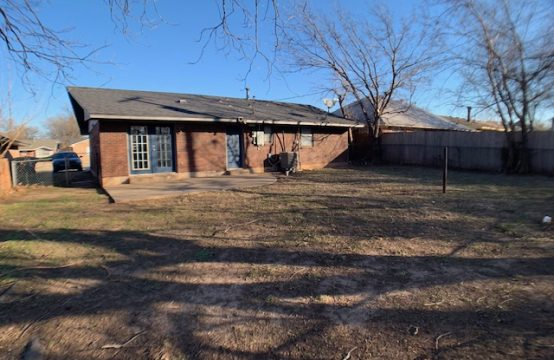 1228 Northwest 103rd Street Oklahoma City, OK 73114