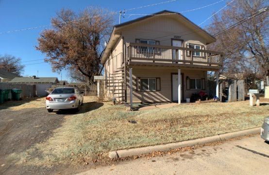1207 N. Ross Ave. – Apt #1 OKC, OK 73107