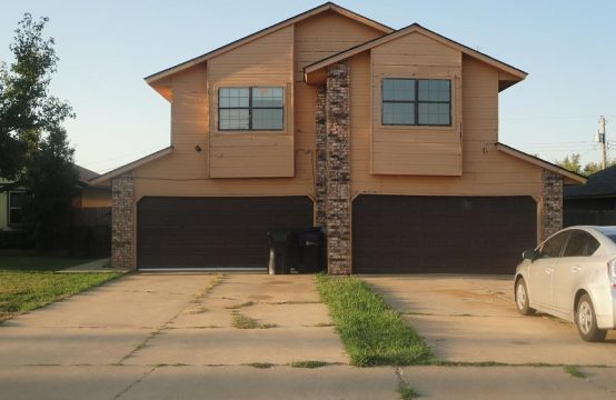 308 NW 119 Oklahoma City, OK 73114
