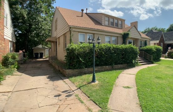 2128 Northwest 25th Street Oklahoma City, OK 73112