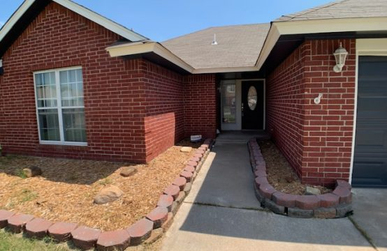 9692 Grissom Drive Midwest City, OK 73130
