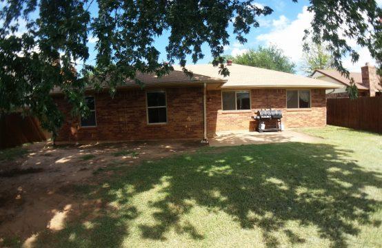 5521 Chad Rd. Oklahoma City, OK 73135