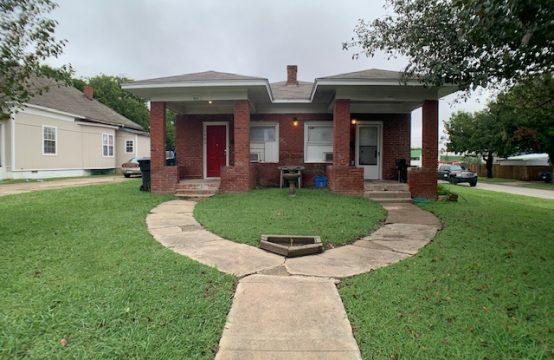 1603 NW 22nd Oklahoma City, OK 73106