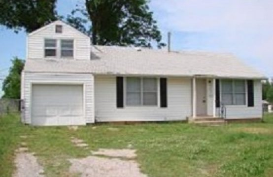 2265 NE 16 Terrace, Oklahoma City, OK 73117