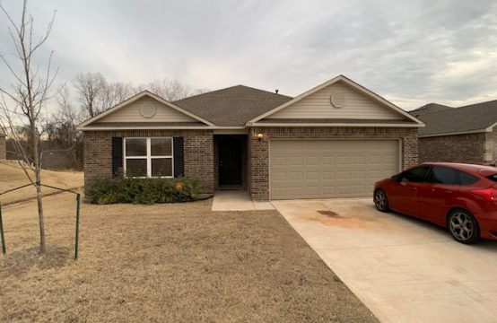 Home for rent in Midwest City OK ( Single Family )