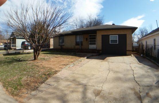 630 SE 21 Oklahoma City, OK 73129